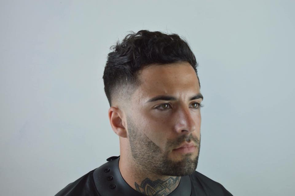 Modern Haircut & Beard Trim